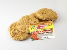 Филе куриное ПАНИРОВАННОЕ